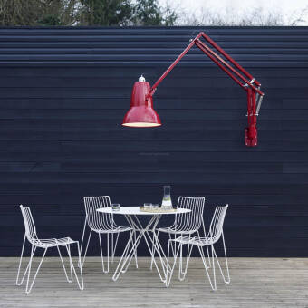 Anglepoise Oryginal 1227 TM Giant Outdoor Lamp with Wall Bracken kinkiet na zewnątrz kolory