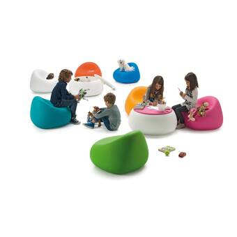 Euro3plast Plust Collection Gumball  Armchair Junior Art.6292 / Art.6296 fotel kolory