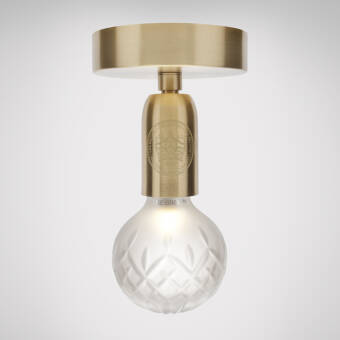Lee Broom Crystal Bulb Ceiling Light plafon kolory