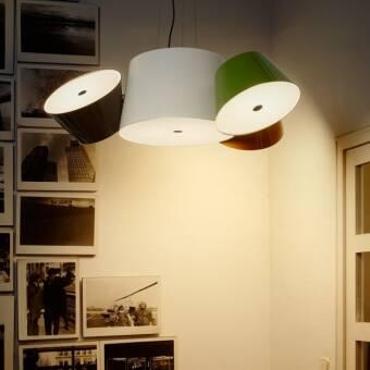 marset tam tam 3 lampa wisz ca kolor bia y kolorowe klosze modne o wietlenie wroc aw. Black Bedroom Furniture Sets. Home Design Ideas
