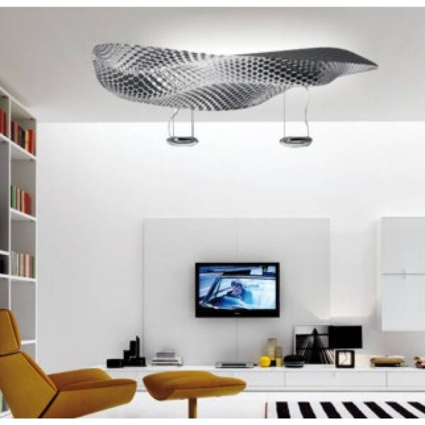 artemide cosmic angel soffitto halo plafon modne. Black Bedroom Furniture Sets. Home Design Ideas