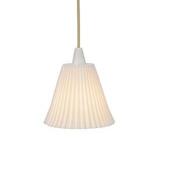 BTC Hector FP 156 Medium Pleat Pendant Light lampa wiszaca