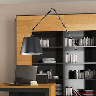 artemide lampy lampy luna. Black Bedroom Furniture Sets. Home Design Ideas