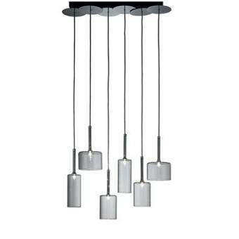 Axo Light SP Spillray SP Spill 6 lampa wisząca kolory