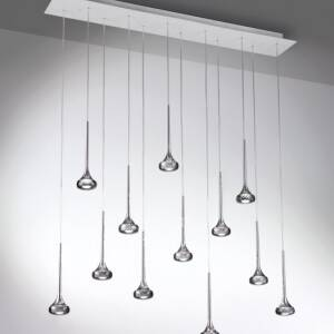 Axo Light  Fairy  Suspension  SP FAI 12R lampa wisząca  kolory