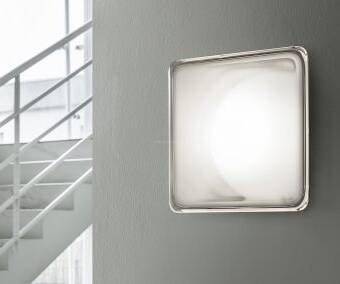 Luceplan D80 Illusion LED  plafon/kinkiet
