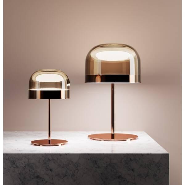 Fontana Arte Equatore LED 4389 lampa stołowa wielkościkolory